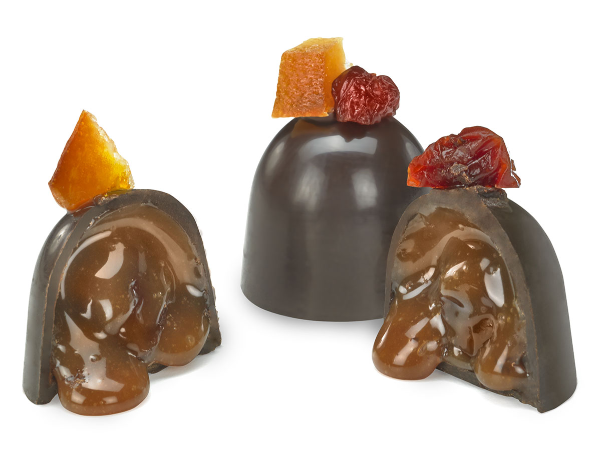 Bourbon Old Fashioned Truffles