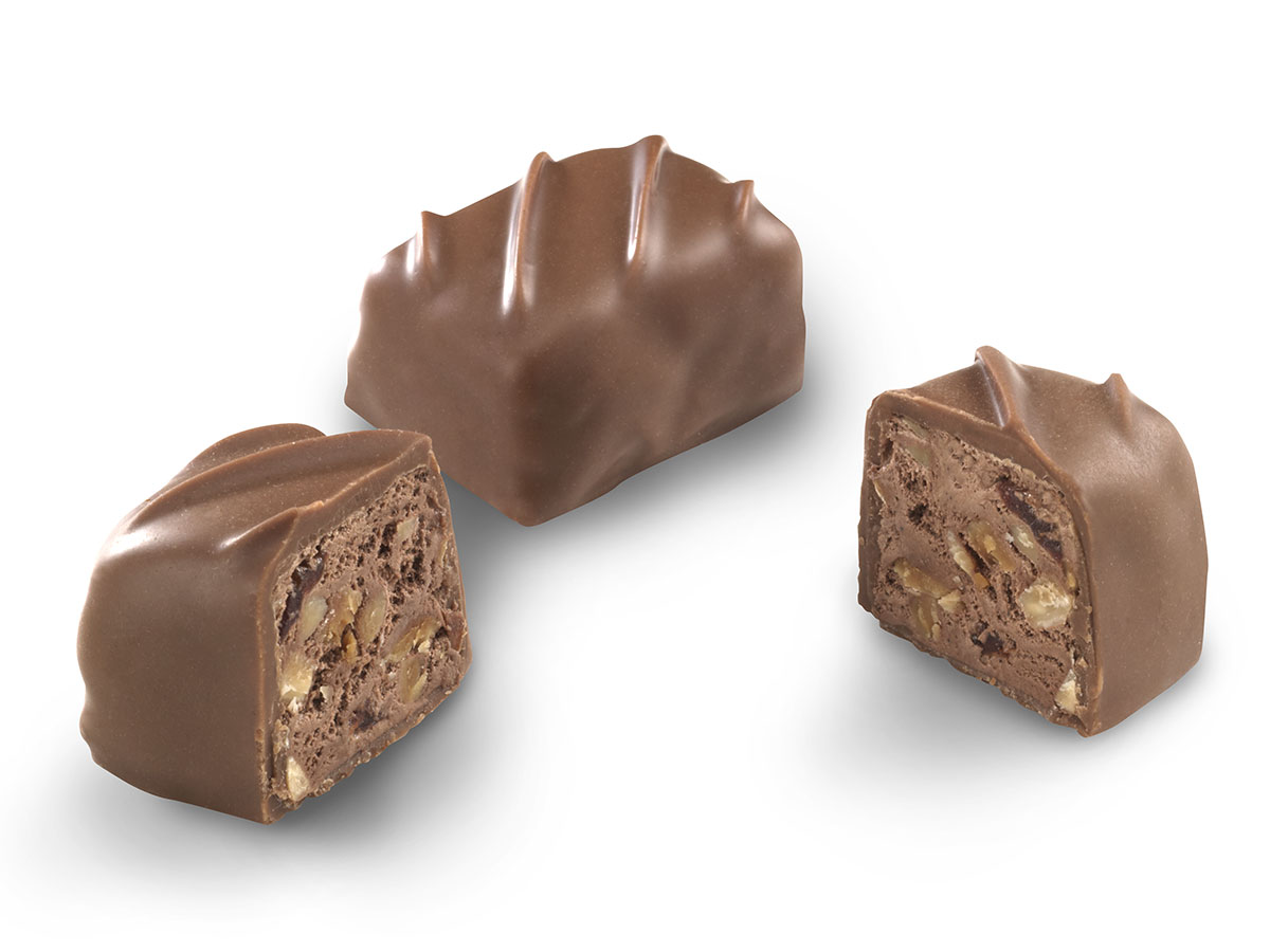 Cherry Almond Chocolate Nougat