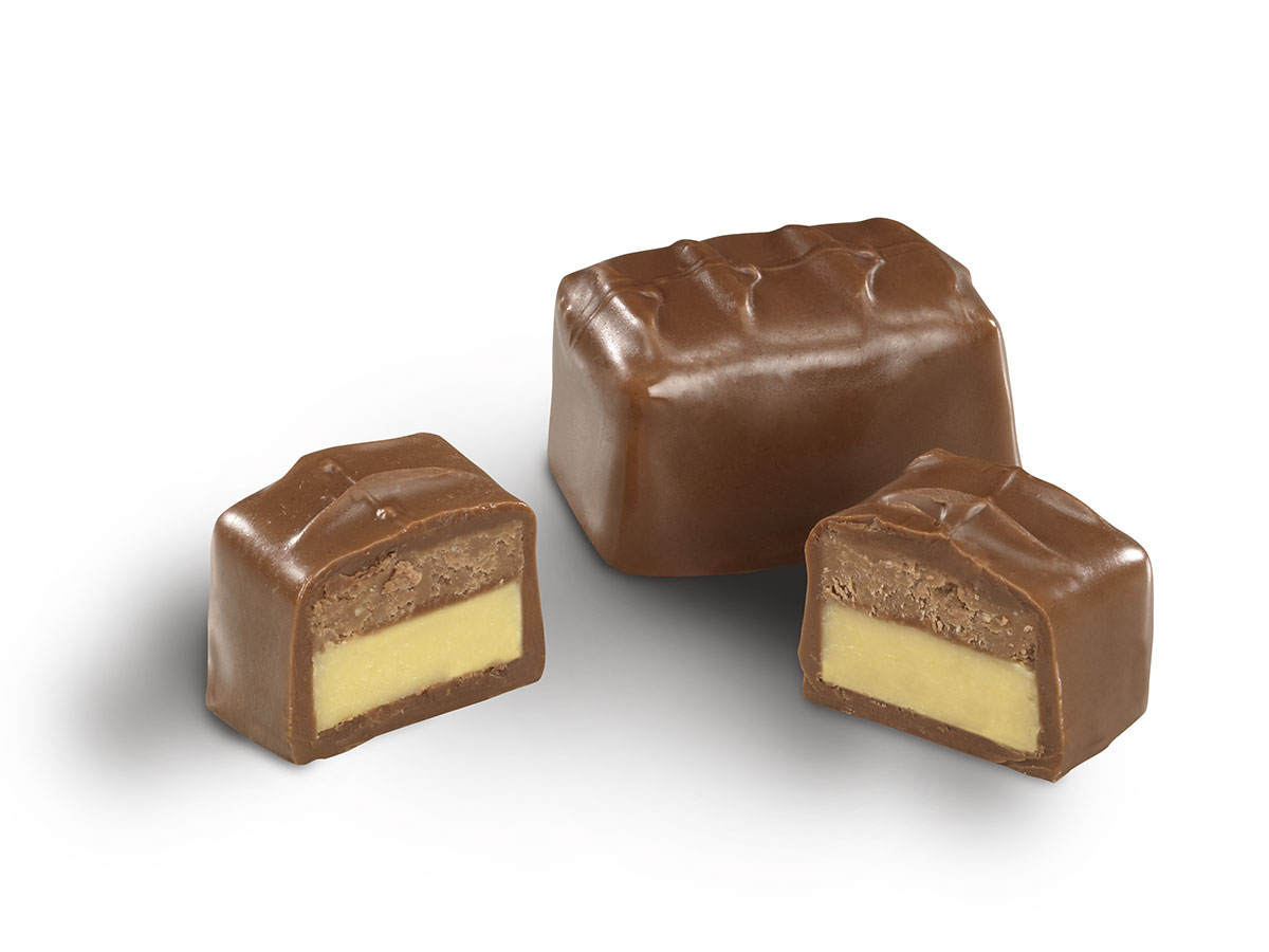 Passion Fruit Macadamia Nut Gianduja