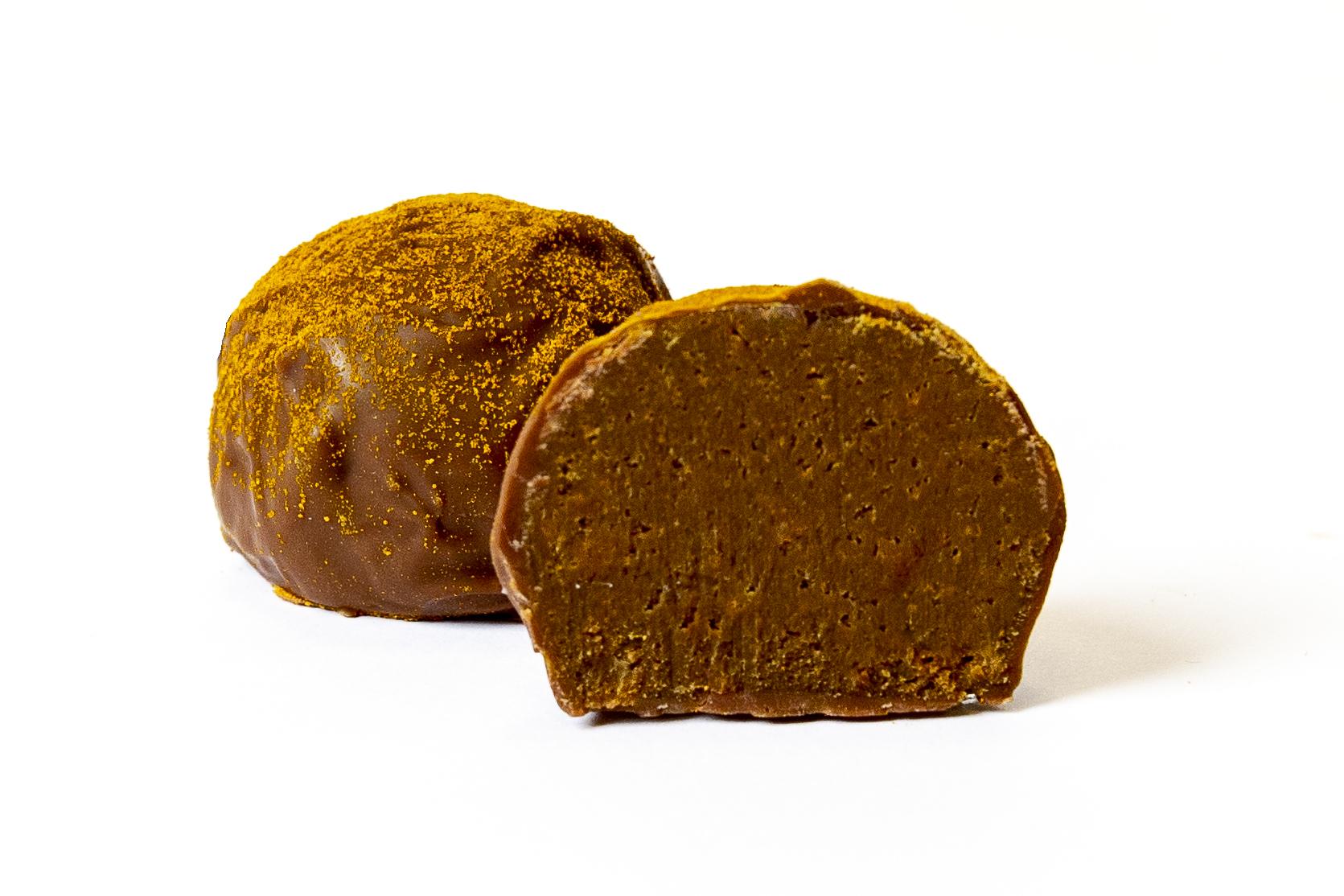 Wasabi & Turmeric Truffles